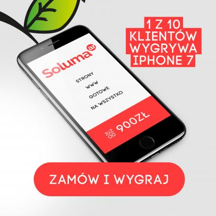 Zdjęcie główne #1221 - Strona za 900 zł i szansa 1 na 10  na najnowszy iPhone 7 32 GB