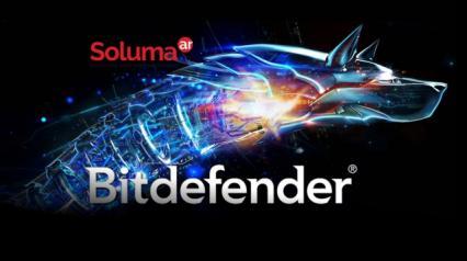 Zdjęcie główne #1309 - Soluma oficjalnym Partnerem Bitdefender!