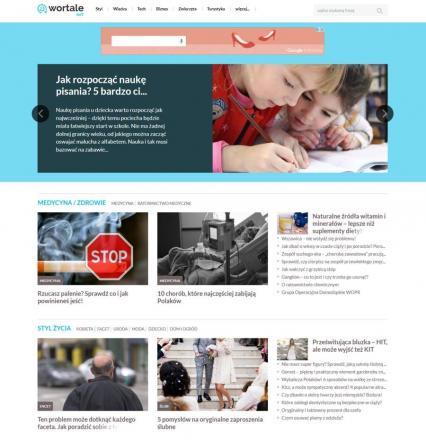 Zdjęcie główne #201 - Portal tematyczny